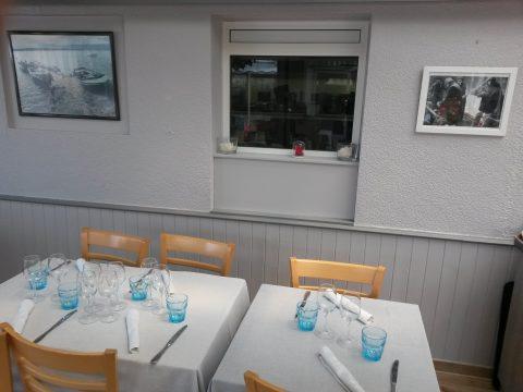 Restaurant Les Cygnes Chez Jules, Margencel, Port de Sechex