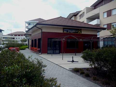 Restaurant Physalis, Prévessin Moens