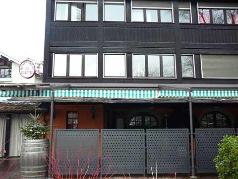 Restaurant l'Hostaria de Villette, Thônex
